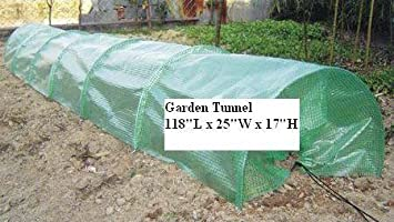 Amazoncom Garden Tunnel 10 Guard Poly Row Cover Harvest