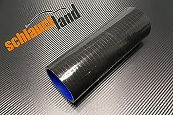 Silikonschlauch 45/° Innendurchmesser 60mm schwarz ***