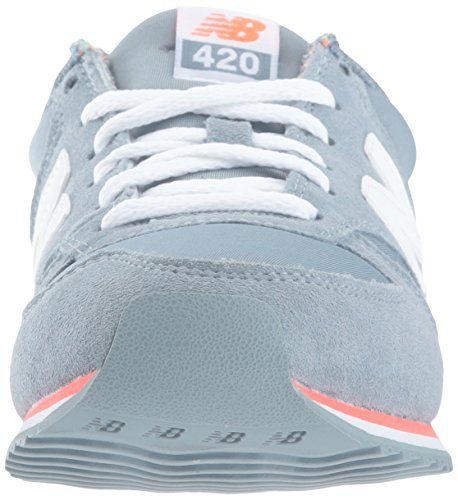 Baskets grey Gris Balance Femme New 420 xXfEwv4g