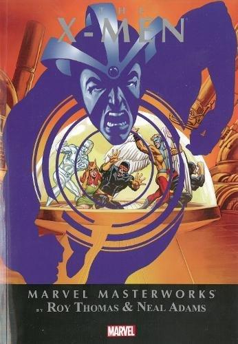 Marvel Masterworks: The X-Men Volume 6 (Xmen Marvel Masterworks)
