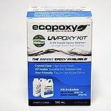 ECOPOXY UVPOXY Kits (500 ml)