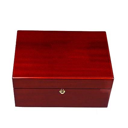 Amazon.com: SXBISHNEG Cajas de madera para manualidades ...