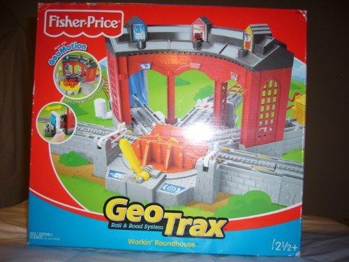 Fisher-Price GeoTrax Workin