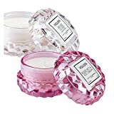 Voluspa Roses Macaron Trio Gift Set, 1.8 Ounces Each