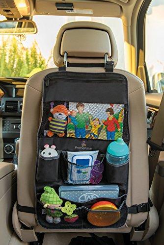 Primo Passi Universal Backseat & Stroller Organizer - Attachable Toys