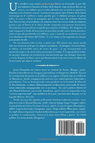 Cuentos del Señor de la Lluvia (Spanish Edition): Javier ...