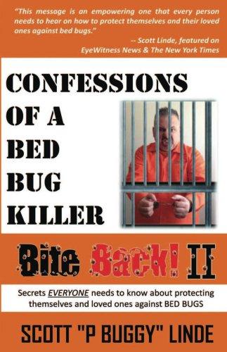 Linden Window Treatments - Bite Back ll: Confessions of a Bed Bug Killer