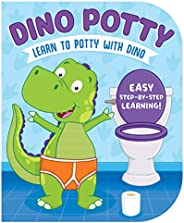 Dino Potty-Engaging Illustrations and Fun, Step-by-Step Rhyming Instructions get Little Ones Excited to Use th