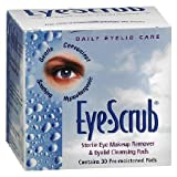 Cheap Eye Scrub – Eyelid Cleanser – 30 per Box – Pad