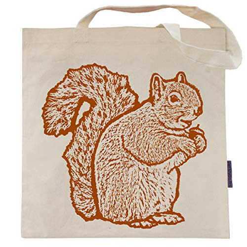 Scout the Squirrel Tote Bag by Pet Studio Art