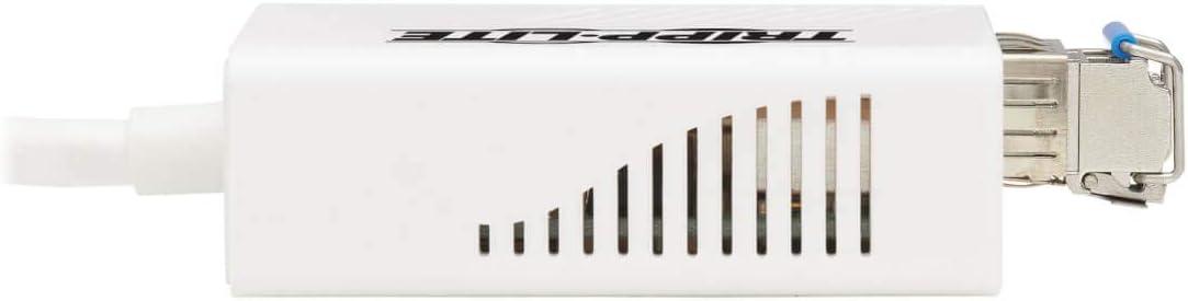 550m U336-MMF-1G-LC Tripp Lite Ethernet Adapter White 1310nm USB 3.0 Multimode Fiber Optic Transceiver 10//100//1000 Mbps LC