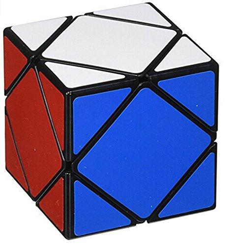 Black Runfon 57mm cube blackShengShou Skewb Speed Cube Puzzle