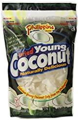 Philippine Brand Dried Young Coconut Sna...