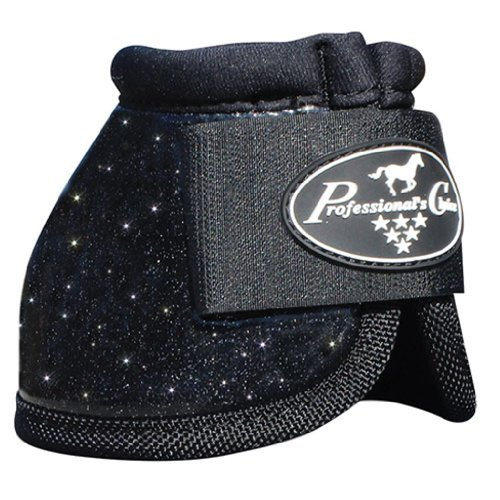 Professionals Choice Secure-Fit Boots Large Glitte