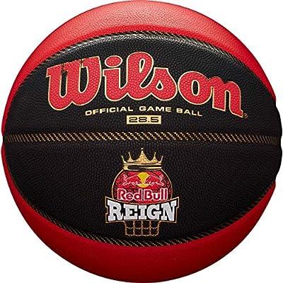 Wilson WTB2205XB07 Pelota de Baloncesto Red Bull Reign Replica ...