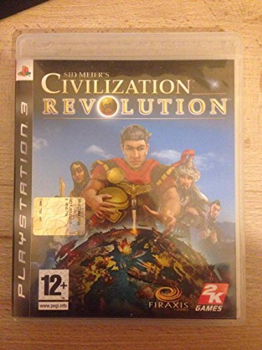 PS3 - Sid Meier's Civilization Revolution - [PAL EU] (Ps3 Civilization)