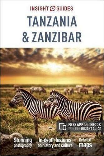 Insight Guides Tanzania & Zanzibar Travel Guide with Free eBook ...