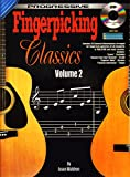 img - for CP72650 - Progressive Fingerpicking Classics Volume 2 (Book 2) book / textbook / text book