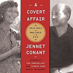 A Covert Affair Audiobook