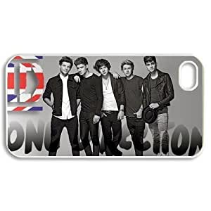 Fashion- Customed s One Direction For SamSung Galaxy S5 Case Cover 4S Fashion--3308