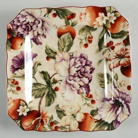 222 Fifth Bellora Salad Plate Set of 4
