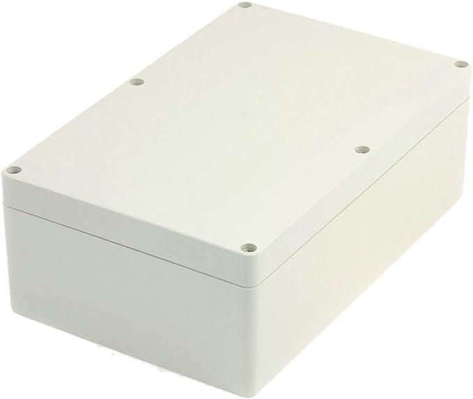 Caja de plastico, a prueba de agua, Junction 230mmx150mmx85mm: Amazon.es: Bricolaje y herramientas