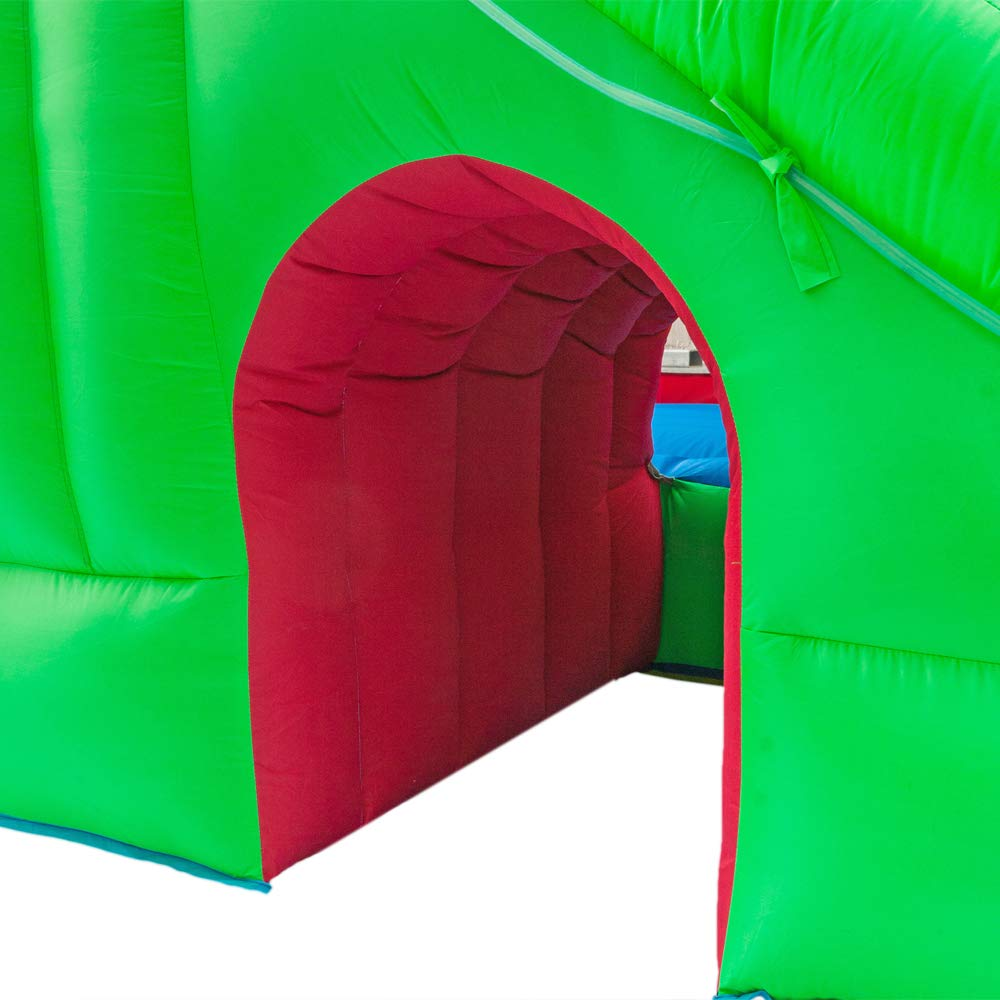 ATI Inflatable Moonwalk Water Slide Pool Bounce House Jumper Bouncer Castle by ATI (Image #9)