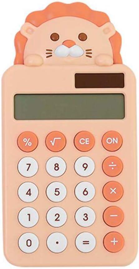 Calculadora port/átil Creative Mini Solar Power Card Naranja