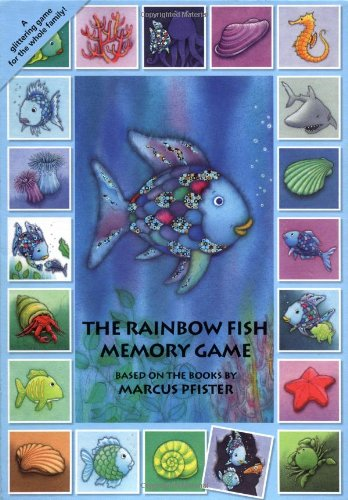 Rainbow Fish Memory Game: Based on the Books by Marcus Pfister