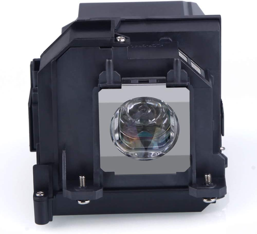 KAIWEIDI V13H010L91// ELPLP91 Replacement Projector Lamp with Housing for EPSON BrightLink 695Wi EB-695Wi EB-685W EB-685WS 685Wi PowerLite 680 685W 685Wi EB-680 EB-680S Projectors