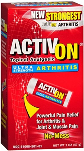 Active On Arthritis Size (Topical Analgesic Ointment)