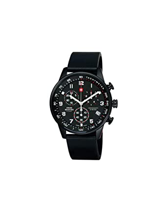 Image Unavailable. Image not available for. Color  Swiss Military  Chronograph ... 03df1c61eb