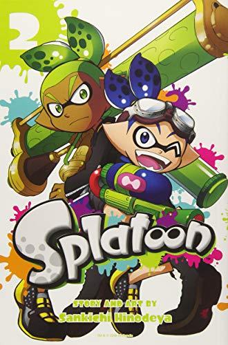 Splatoon, Vol. 2 (2) (Top 10 Best Nintendo Characters)