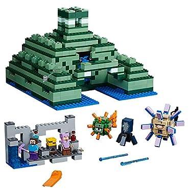 LEGO Minecraft the Ocean Monument (21136)