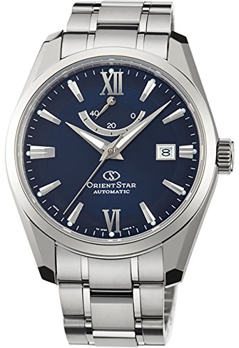 ORIENT Men's Watch ORIENT STAR Urban Standard titanium mechanical automatic (with manual winding) Navy WZ0021AF Men