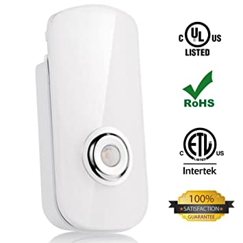 LED Night Light Flashlight Motion Sensor Cut Light 3 In 1, Rechargeable  Emergency
