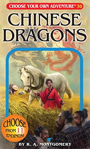 Chinese Dragons (Choose Your Own Adventure #30)(Paperback/Revised) ()