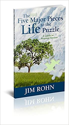 Five Major Pieces To The Life Puzzle Jim Rohn 9780939490028 Amazon Com Books