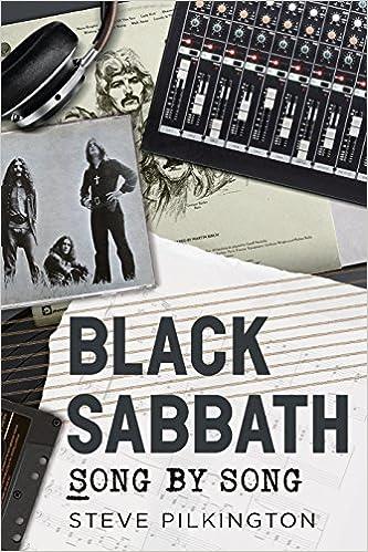 34801d6d694e Amazon.com  Black Sabbath  Song by Song (9781781556610)  Steve Pilkington   Books