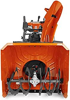 Husqvarna ST224P, 24 in. 208cc Two-Stage Gas Snow Blower with Power Steering...