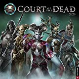 Court of the Dead 2020 Wall Calendar