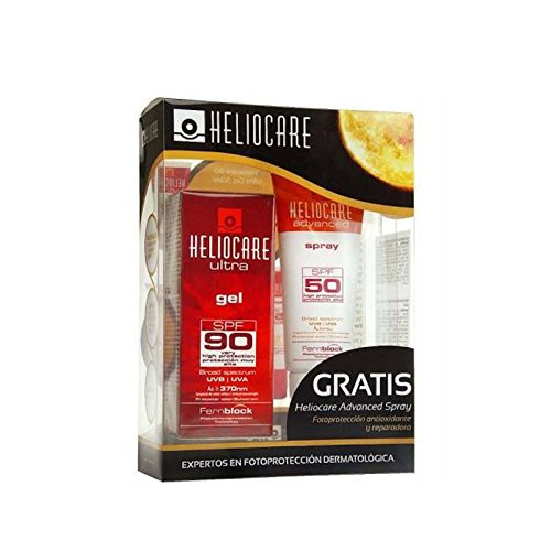 HELIOCARE Ultra Gel SPF90 50ML + Spray SPF50 75ML GRATIS IFC Spain
