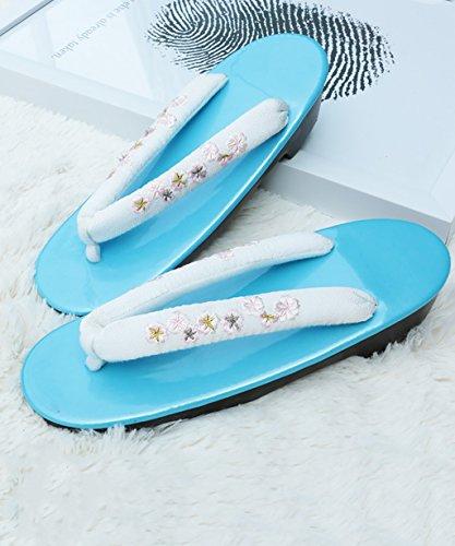 CHAOXIANG Pantofole Piatte Flip Flop Antiscivolo Sandali Da Surf Nuovo Calzature Da Spiaggia Estiva ( dimensioni : EU37.5/UK4.5/CN38 )
