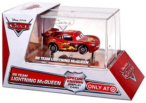 Disney / Pixar Cars 1:43 Diecast Car RS Team Lightning McQueen
