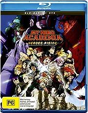 My Hero Academia The Movie: Heroes Rising Dvd/blu-ray Combo