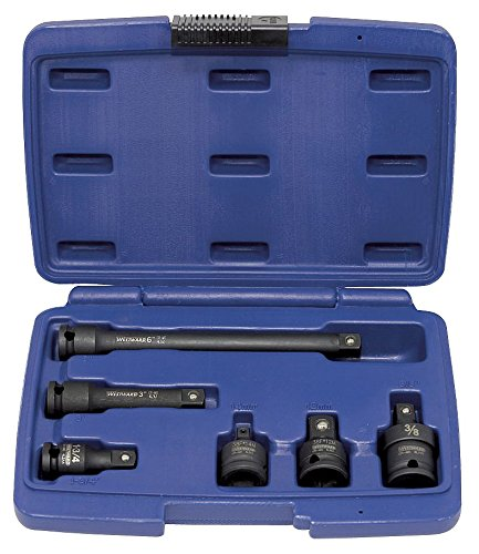 Impact Adapter/Extension Set, 3/8 in. - Extension 3/8 Dr Set