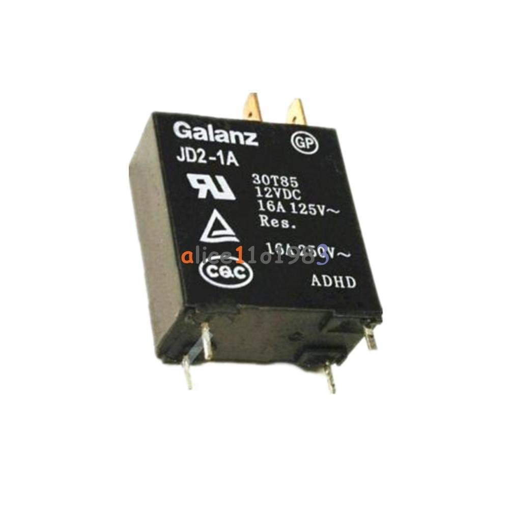 Galanz JD2-1A 12VDC SPST Relay New other