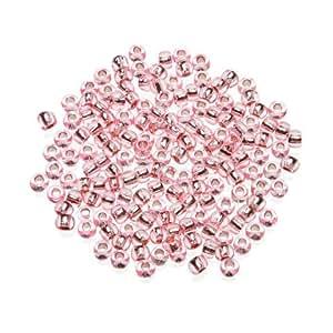 Amazon.com: Bulk Buy: Darice DIY Crafts Toho Japanese Glass Seed Beads