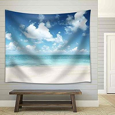 Premium Product, Wonderful Craft, Sand of Beach Caribbean Sea Fabric Wall