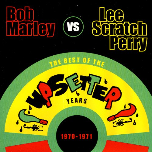 bob marley vs lee scratch perry the best of the. Black Bedroom Furniture Sets. Home Design Ideas